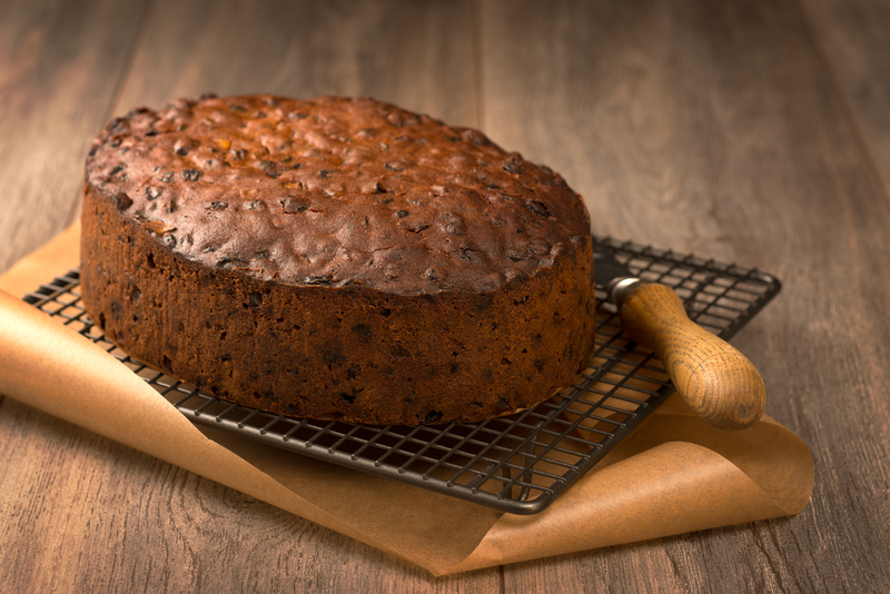 What Do You Feed A Fruit Cake With