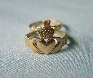 Claddagh Ring by Athena's Pix