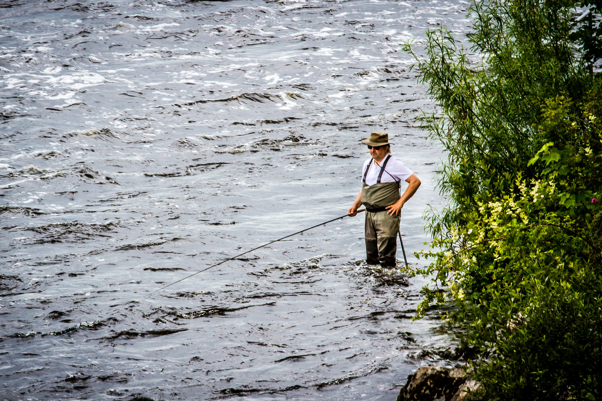 When where to fish in ireland for Fishing in ireland