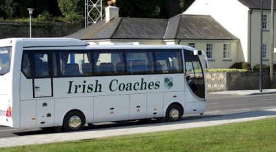 Ireland tour bus