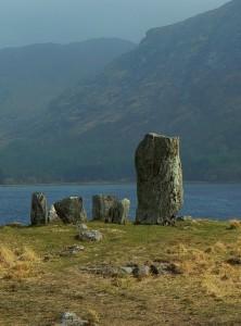 Uragh Stone Circle, by mozzercork