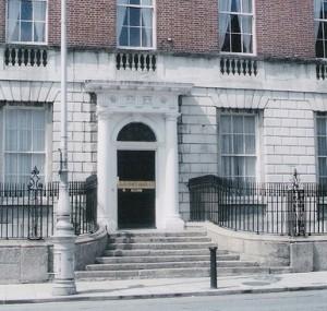 Dublin Hotel 4, Gardiner Place Dergvale Hotel