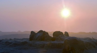 Loughcrew Sunrise