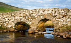 The Quiet Man Bridge