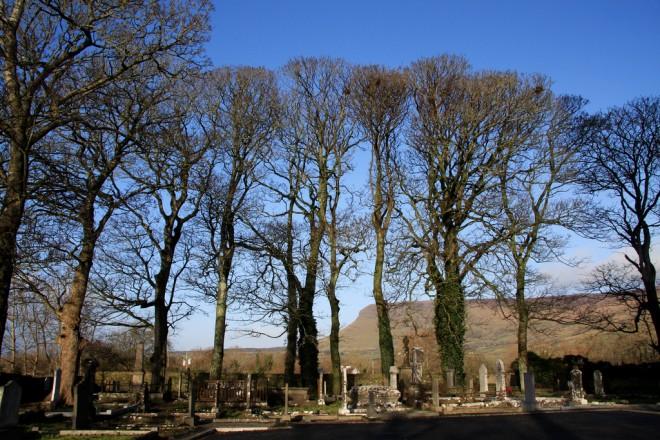 Drumcliffe Graveyard Sligo