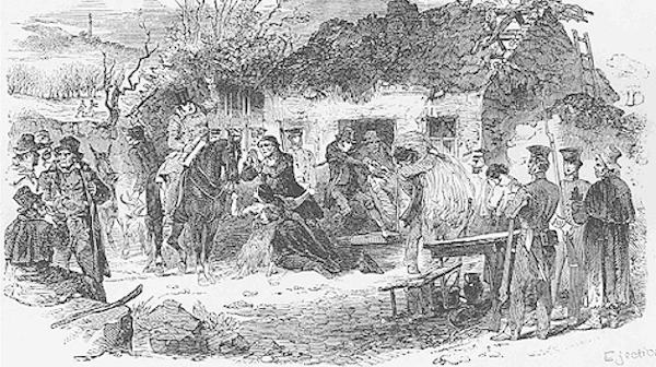 irish famine (1740?41)