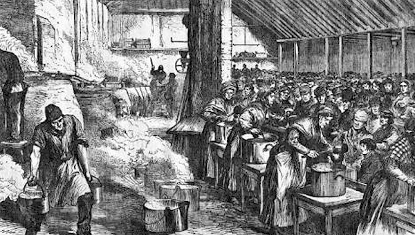 Famine Soup Kitchen