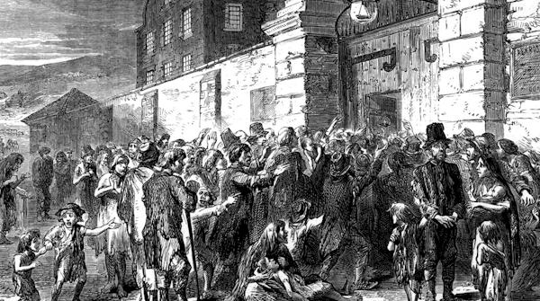 The Irish Potato Famine 1846-1850
