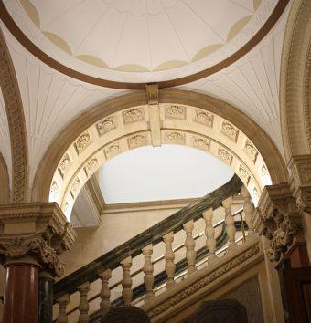National Museum of Ireland Interior