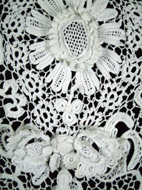 Irish Crochet Lacr