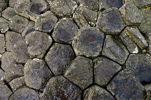 Giant's Causeway by Jasmic