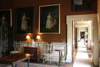 Inside Castletown House