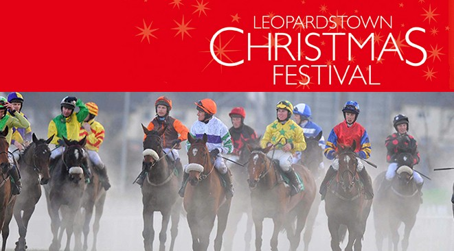 Christmas Horse Racing.Christmas Racing At Leopardstown