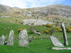 Ardgroom Stone Circle  by Frenkieb