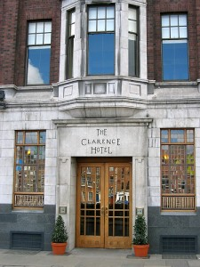 Clarence Hotel, owned by U2, by Phil Romans