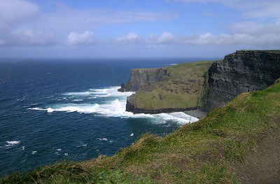 Cliffs of Moher...