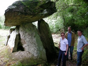 Gaulstown Dolmen, by IrishFireside