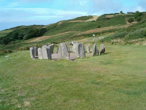 Dromberg Stone Circle by sedoglia