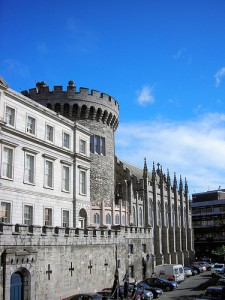 Dublin Castle by Jim Linwood