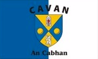 Cavan: Flag, colours and crest