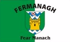 Fermanagh: Flag, colours and crest