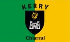 Kerry: Flag, colours and crest
