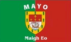Mayo: Flag, colours and crest