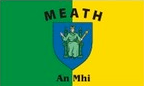 Meath: Flag, colours and crest