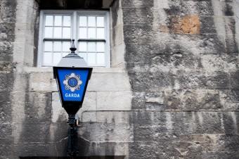 Garda Station Sign