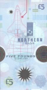 Northern Ireland polymer note