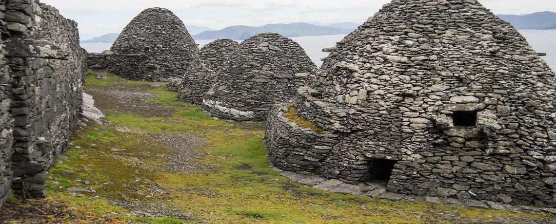 Skellig Beehive Huts