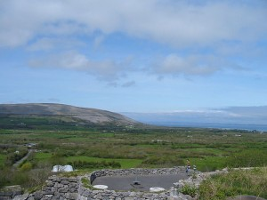 View from Ailwee, by Neil Carey