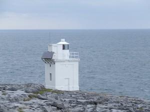 Lighthouse at Black Head, by Maj Adev