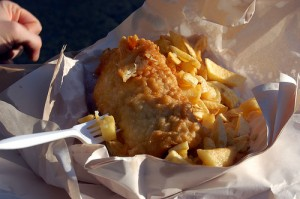 Burdocks Fish and Chips, by bjaglin