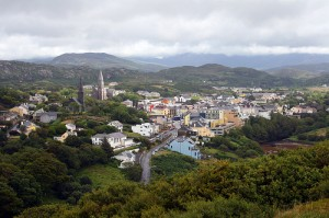 Clifden, from the Sky road, by BK59