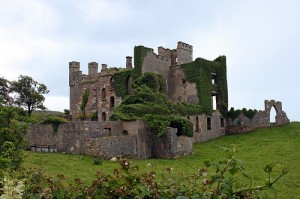 Clifden Castle, by BK59