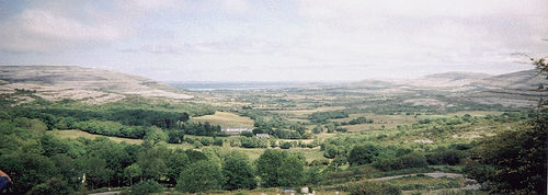 View from Corkscrew Hill, by surrealpenguin