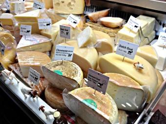 Enlgish Market Cheese
