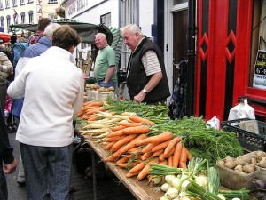 Galway Market, by Rambling Traveler