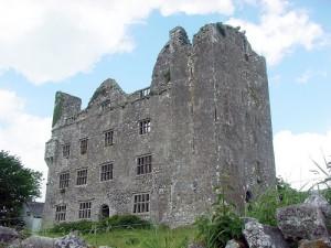 Lemenagh Castle, by keertmoed