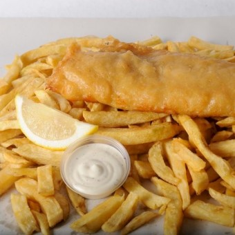 Jackie Lennox Fish and Chips