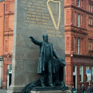 Parnell statue