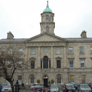 Rotunda Hospital by James Stringer