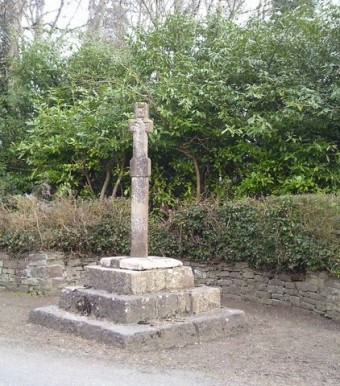 Wayside cross, Dunsany Co Meath