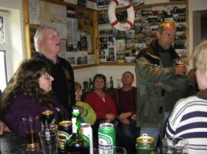 Sligo trad singing