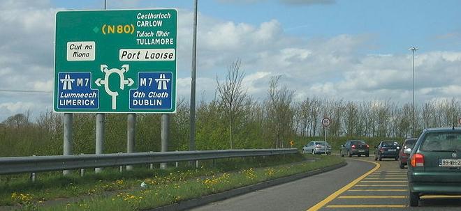 Irish Road Signs & Traffic Signals