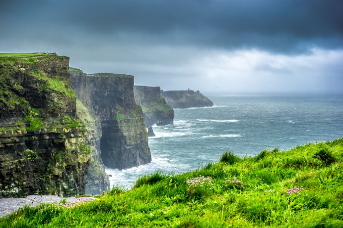 The Cliffs of Moher on rio de janeiro map, ring of kerry map, trinity college, dublin, skellig michael map, republic of ireland, ireland map, hill of tara map, dingle peninsula, blarney stone map, the burren map, aran islands, beara peninsula map, dublin castle, aillwee cave map, tirana map, mizen head map, ring of dingle map, galway map, cliffs of moor map, gdansk map, the burren, slieve league, aillwee cave, europe map, holy cross abbey, rock of cashel map, county kerry, kylemore abbey map,