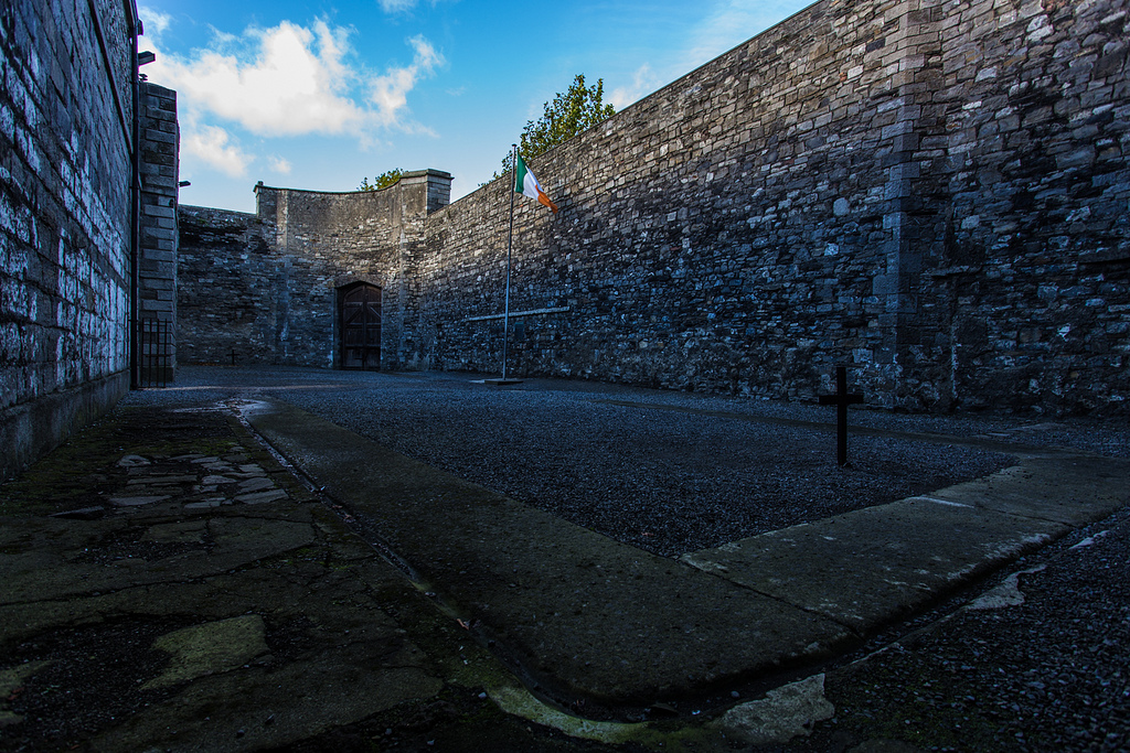 The Stone Breakers Yard, Kilmainham Gaol