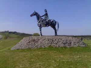 Statue of Red Hugh