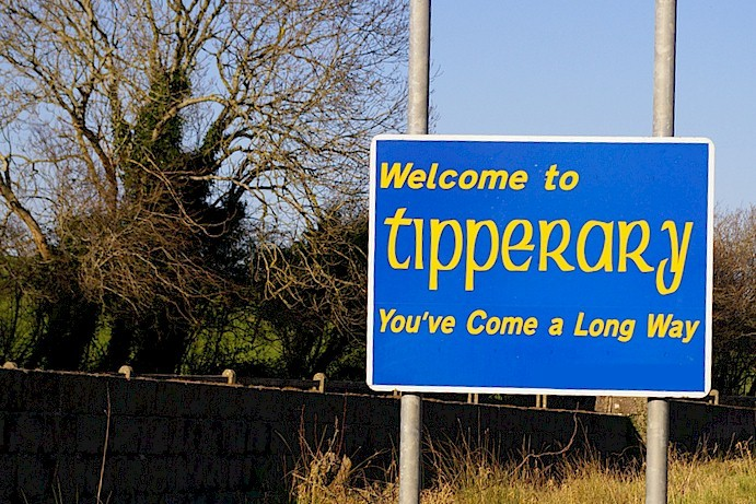 The Meaning Of Irish Place Names R To T